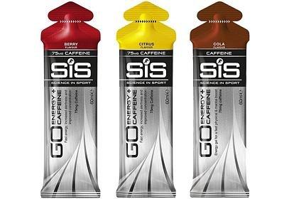 SIS GO Gel + Caffeine, 60 ml