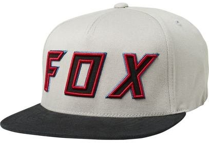 Kšiltovka FOX Posessed SNAPBACK HAT Light Grey LFS20S