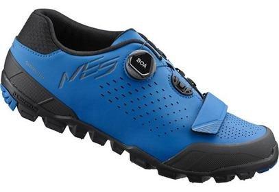 Tretry Shimano SH-ME501, modrá