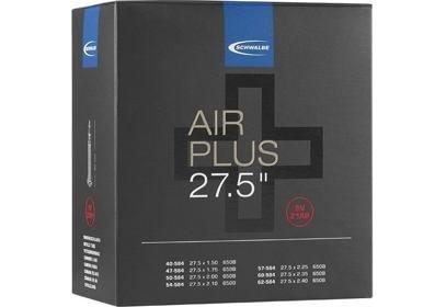Duše Schwalbe SV21 AP Air Plus 27,5x1.5-2.4 - galuskový ventil