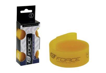 Pásky do ráfku Force PVC 73552, 559x18, 2ks v krabičce