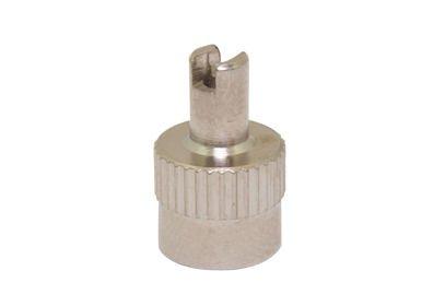 Čepička ventilku MOTO + klíček - 75068