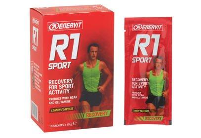 Enervit R1 Sport, 10x15g, citron