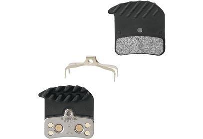 Brzdové destičky Shimano Saint/Zee, BR-M820/640 - polymer s chlazením