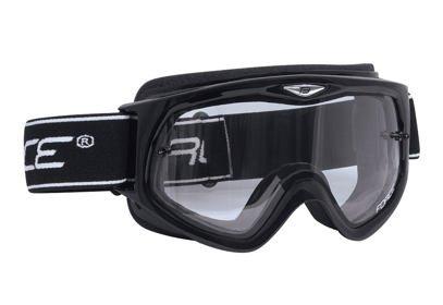 Brýle FORCE DH sjezdové - čiré