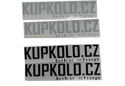 Reflexní Samolepka Kupkolo na vidlici řezaná, 2 ks, (22x5cm)