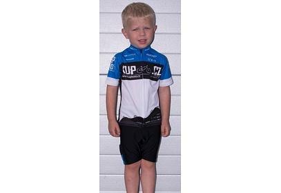 Dětské kalhoty Kupkolo - Eleven - modrá