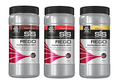 SIS REGO Rapid Recoverry, 500 g