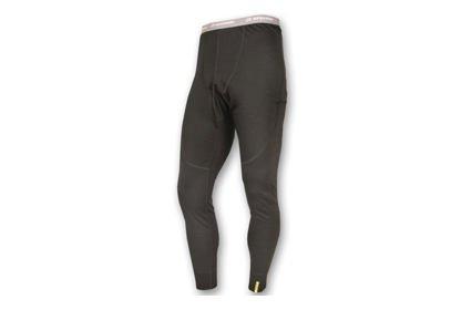 Pánské spodky Sensor Merino Wool, černá