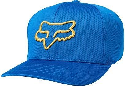 Kšiltovka FOX Lithotype Flexfit HAT Royal Blue LFS20S