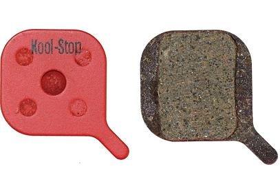Brzdové destičky Kool Stop Cannon + Coda