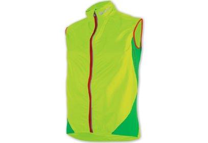 Pánská vesta Sensor Parachute ExtraLite, reflex/zelená