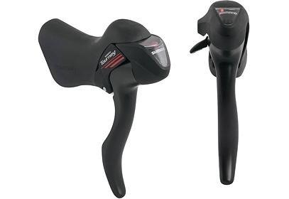 Řadící a brzdové páky Shimano Tourney, ST-A070, 2x7