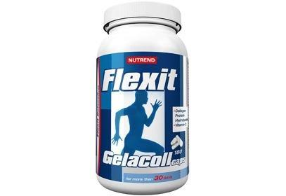 Nutrend Flexit Gelacoll, 180kapslí