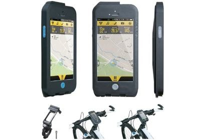 Nepromokavý obal Topeak Weatherproof RideCase pro iPhone 5