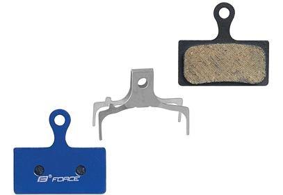 Brzdové destičky Force, New SH XTR/XT/SLX - polymer - 423692