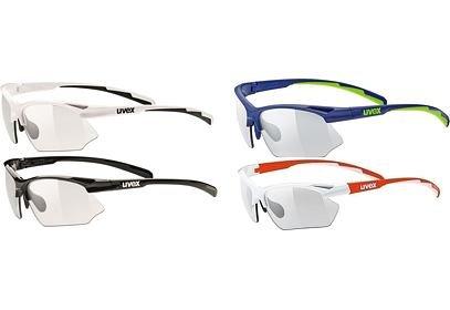 Brýle Uvex Sportstyle 802 Variomatic - Photochromatická