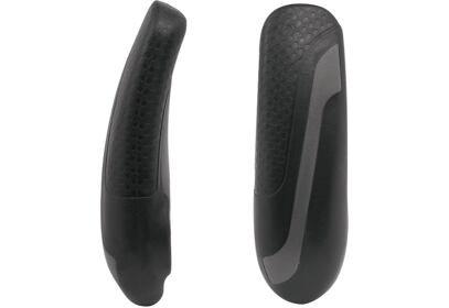 Rohy FORCE KRATON Al 11,3 cm, šedo-černé - 35108