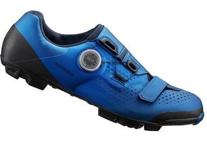 Tretry Shimano SH-XC501, modrá