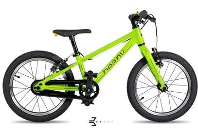 Dětské kolo Beany Zero 16 - zelená