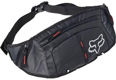 Fox Hip Pack slim černá ledvinka