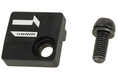Kryt uchycení přesmykače - 1X Front Derailleur Bike Frame Cover High D