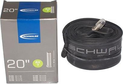 Dětská duše Schwalbe AV7 - auto ventilek 20x1,5-2.4, 406x40-62