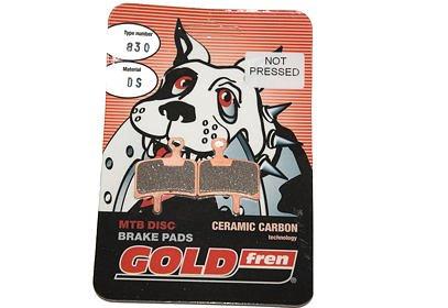Brzdové destičky Goldfren 830 Diatech Anchor / Armor