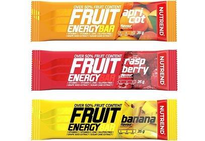Nutrend FRUIT ENERGY BAR 35g