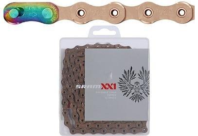 Řetěz Sram PC XX1 Eagle, 12s Copper