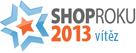 Heureka Shop roku 2013 - Vítěz